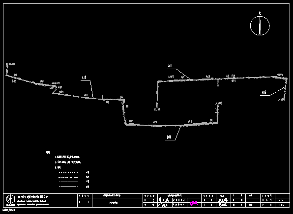 建筑腾讯分分彩计划哪个好宿马东城某道路设计项目