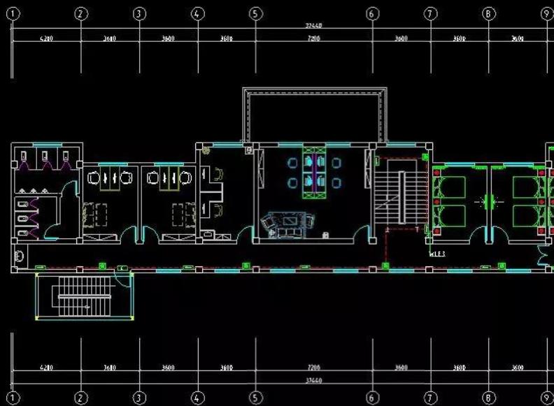 建築設計院疏散樓梯的設計