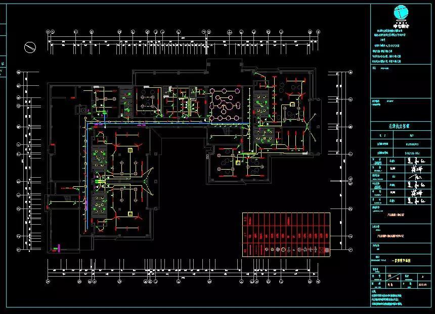 建築設計圖紙