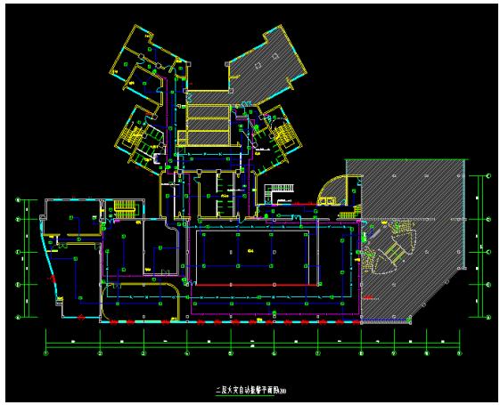 设计案例分享:浙江某健身场馆消防改造项目设计
